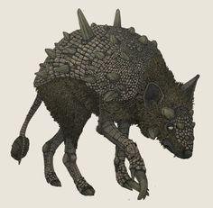 Nicholas Di Genova, Dirt Wolf, 2011 | Galerie Dukan