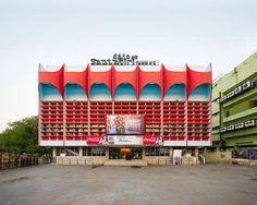 Des cinémas en Inde