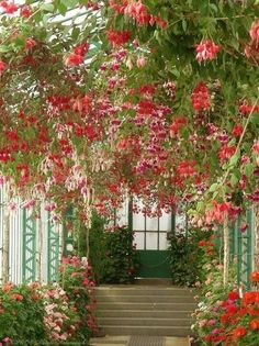 Monet house at Giverny