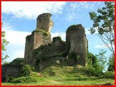 Rocca di Modigliana, Castello dei conti Guidi La Roccaccia, castelli della provincia di Forlì-Cesena, Castelli dell'Emilia Romagna