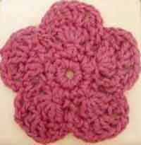 250 Crochet Flower patterns