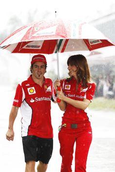 Fernando Alonso - GP Malaysia 22nd March 2012 #formula1 #f1 #malaysia