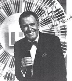 """Geoffrey Bruce Owen """"Geoff"""" Edwards (February 15, 1931 - March 5, 2014) was an American television actor, game show host and radio personality.   He was on Petticoat Junction, I Dream of Jeannie, and as a news reporter, Edwards was present in the basement of the Dallas Police Department when Jack Ruby shot suspected John F. Kennedy assassin Lee Harvey Oswald on November 24, 1963. Edwards was one of the witnesses interviewed by NBC television correspondent Tom Pettit on the scene."""