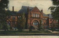 Knox College - Alumni Building