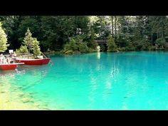 Zwitserland - 10 - Berner Oberland - Blausee - Oeschinensee - Rodelbaan / 2007 - YouTube Wilderness, Solar, Wildlife, Outdoor Decor, Youtube, Pictures, Travel, Musica, Photos