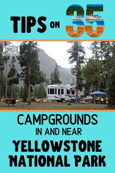 RV Camping is probably the best way to experience Yellowstone. Because of it's popularity, planning your Yellowstone vacation may take some forethought. Check out these tips and list of best RV campgrounds in and near Yellowstone. Camping Hacks, Camping Spots, Rv Camping, Camping Ideas, Camping Coffee, Camping Checklist, Walmart Camping, Walmart Kids, Amigurumi