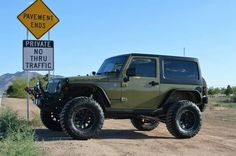 where Jeep begins Jeep Jl, Jeep Truck, 2 Door Jeep, Jeep Wrangler Lifted, Jeep Stickers, Motorcycle Equipment, Badass Jeep, Custom Jeep, Cool Jeeps