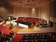 120 best Sanctuary Design Ideas images on Pinterest | Church stage ...