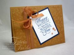 » Birthday Wishes – by Tricia Traxler