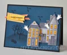 Holiday Home Halloween - Stampin' Connection
