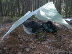 9 Essential Ultralight Backpacking Skills
