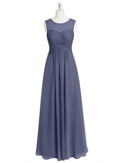 Shop Azazie Bridesmaid Dress - Gigi in Chiffon. Find the perfect made-to-order bridesmaid dresses for your bridal party in your favorite color, style and fabric at Azazie.