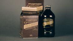 Stumptown Coffee Roasters: Cold Brew Coffee with Milk — The Dieline