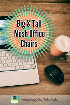 Big And Tall Mesh Office Chairs  Get better back support as well as comfort when seated at your desk for long hours.
