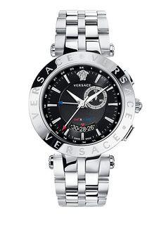 Black Deal V Race GMT 46 mm