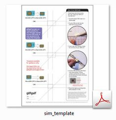 Sim Cutting Guide  Technology Stuff    Cuttings Sims