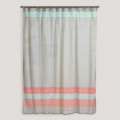 Dhara Shower Curtain