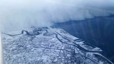 These Are the Pictures From Last Night's Snowstorm in Buffalo, NY And They're Unbelievable...