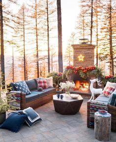 modern mountain holidays at hgtv dream home 2019 hgtv dream home 2019 hgtv dream homes hgtv. Black Bedroom Furniture Sets. Home Design Ideas