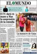 DescargarEl Mundo - 21 Julio 2014 - PDF - IPAD - ESPA�OL - HQ