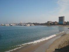 playa blanca,Puerto Cabello.Venzuela