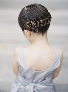 penteado daminha