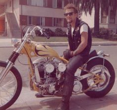 Sonny Barger and those who saw the transformation into what became outlaw MC culture introduced an enduring style into the greater culture. Harley Davidson Motor, Davidson Bike, Classic Harley Davidson, Biker Clubs, Motorcycle Clubs, Cool Motorcycles, Vintage Motorcycles, Sonny Barger, Old School Chopper