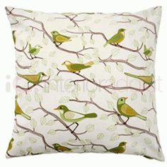 Klippan Sherwood Cushion by Interior Addict Home Themes, Charles Eames, Packaging Design, Designer, Modern, New Homes, Cushions, Nursery, Textiles