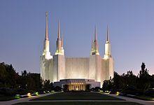 Washington D.C. Temple - Wikipedia, the free encyclopedia