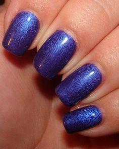 CND Shellac in Purple Purple