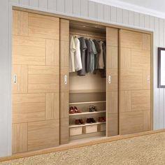 Gorgeous 45 Creative Bedroom Wardrobe Design Ideas That Inspire On Latest Wardrobe Designs, Wardrobe Door Designs, Wardrobe Design Bedroom, Bedroom Furniture Design, Wardrobe Closet, Closet Designs, Brimnes Wardrobe, College Wardrobe, Bedroom Closets