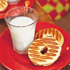 Back to #School Lunch Ideas--Baby PB Bagel Sandwiches