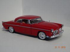Carro Colección Chrysler C300 1955. #RegalosNavidad #NavidadCali2013