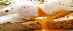 Paso a paso para hacer huevos pochados - Cocina y Vino
