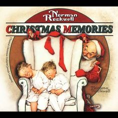 Norman Rockwell Christmas Memories