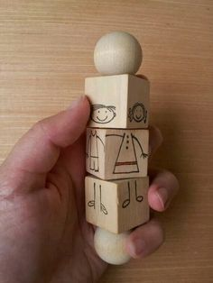 Appealing Woodworking Projects For Kids Ideas. Delightful Woodworking Projects For Kids Ideas. Kids Woodworking Projects, Woodworking Classes, Diy Woodworking, Games For Kids, Diy For Kids, Crafts For Kids, Diy Toys And Games, Wooden Baby Toys, Wood Toys