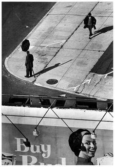 André Kertész, Long Island 1962