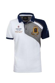 iconic aeronautica militare polo shirt for real AM lovers!