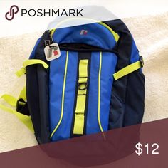 Back Back NWT Back Back NWT - has inside space for laptop Bags Backpacks