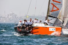 Turkey enters the Volvo Ocean Race