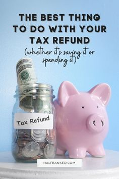This is the best thing you can do with your tax return.