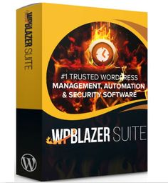WP Blazer 3.0 Suite Software Review - Amazing Software to Automate Your WP Technical Jobs Set Up & Hands-Free in Under 60 Seconds, Give Most Powerful Cloud Solution to Takes Care of Everything for You, Absolute Breeze to Use Completed with Security, Productivity and Traffic Automated Freedom