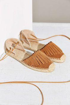 Soludos Classic Fringe Sandal