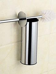 Toilet Bush and holder, Contemporary Stainless ... – USD $ 54.99