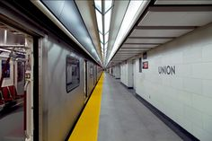 August 20, 2014: The Second Platform, submitted to the #UrbanToronto flickr pool by Vik Pahwa #Toronto #transit #subway #TTC #UnionStation