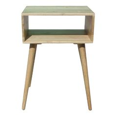 Open Side Table /  Freedom Furniture /  $89.00 (2 units) Freedom Furniture, Buffet, Stool, Table, House Ideas, Inspiration, Bedroom, Natural, Home Decor