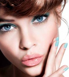 Barbara Palvin by Kenneth Willardt for L'Oreal Paris Miss Candy Campaign Más Barbara Palvin, Pretty Makeup, Makeup Looks, Simple Makeup, Gorgeous Makeup, Pastell Make-up, Beauty Make Up, Hair Beauty, Miss Candy