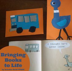 Bringing Books to Life -- fun ideas to extend books with children {a guest post by Ariadne of Positive Parenting Connection}