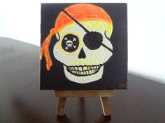 Hey, I found this really awesome Etsy listing at https://www.etsy.com/listing/468310100/pete-the-pirate-glow-in-the-dark