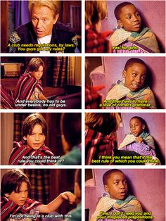 Little Shawn and Gus are the best
